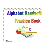 Alphabet Handwriting Practice Book