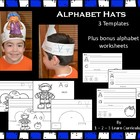 Alphabet Hats