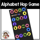 Alphabet Hop Game from Boy Mama Teacher Mama