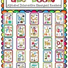 Interactive Alphabet Emergent Readers