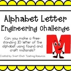 Alphabet Letters: Engineering Challenge Project ~ Great ST