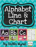 Alphabet Line and Chart
