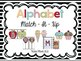 Alphabet Match-It-Up
