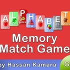 Alphabet Memory Match Game By Hassan Kamara