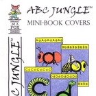 Alphabet Mini Book Covers/Flash Cards