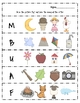 Alphabet Pack Worksheets- FREE!