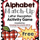 Alphabet Partners - Letter Recognition