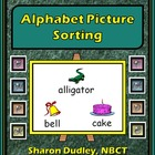 Alphabet Picture Sorting