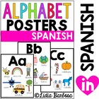 Alphabet Posters in Spanish