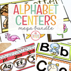 Alphabet Resources and Literacy Centers
