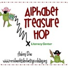 Alphabet Treasure Hop