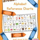 Alphabet and Initial Sound Reference Cards (Spanish)