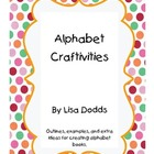 Alphabet/Letter Craftivities