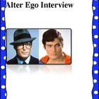 Alter Ego Interview  - Do you remember Mad Libs?