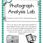 Altered Photograph Analysis Worksheet: FREE