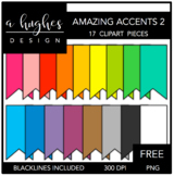 Amazing Accents FREEBIE #2 {Graphics for Commercial Use}