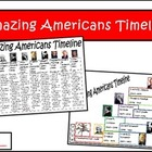 Amazing American Third Grade Social Studies Timeline