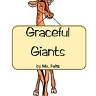 Amazing Animal Report Sample/Printable Book (Giraffe)