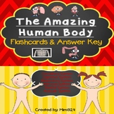 Amazing Human Body Flashcards/Game