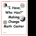 Amazing Math Centers - Making Change