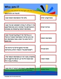 Amazing Nelson Mandela Lapbook and Printable Worksheets