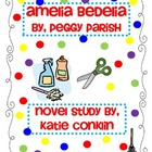 Amelia Bedelia Novel Study