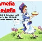 Amelia Bedelia Reading &amp; Language Arts Mini Unit