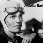 Amelia Earhart PPT with FREE hand out in Description