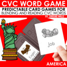 America CVC Memory Match and FREEDOM! Game