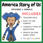 America: The Story of Us (Episodes 1-3)