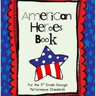 American Heroes Book