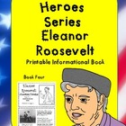 American Heroes Series-Book Four- Eleanor Roosevelt