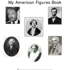 American Historical Figures Book