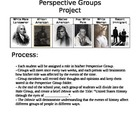 American History Perspective Groups Project