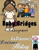 LOUISIANA - Ruby Bridges