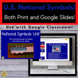 American National Symbols Unit