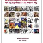 American Pageant Guided Readings - Part II (Chapters #23 -