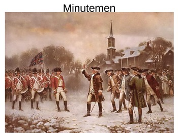 American Revolution - 20.2 powerpoint - French Rev Unit