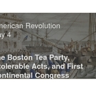 American Revolution - Boston Tea Party