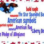 American Symbols Study Guide and Quiz- Third Grade Social Studies