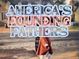 America's Founding Fathers Magic Portrait PowerPoint