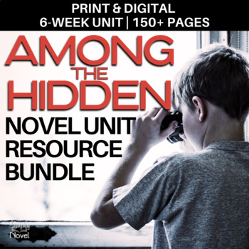 Among the Hidden Common Core Standards-Based Literature Guide