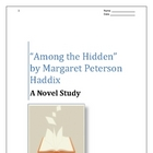 Among the Hidden Novel Study