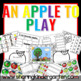 An Apple To Play Activities