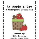 An Apple a Day: A Kindergarten Literacy Unit