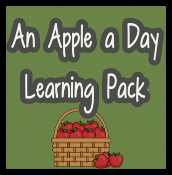 An Apple a Day Learning Pack