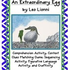 """An Extraordinary Egg"" Book Study"