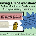 An Introduction to Asking Amazing Questions (Slideshow/Booklet)