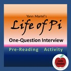 An Introductory Lesson for Life of Pi by Yann Martel