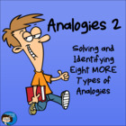 Analogies 2 - Six Types of Analogies